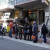 行列の洋食屋クアトロさんの人気の秘訣とは?
